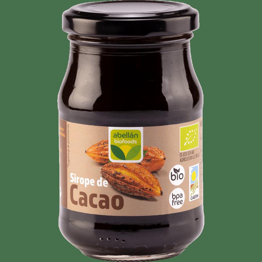 Sirope de cacao