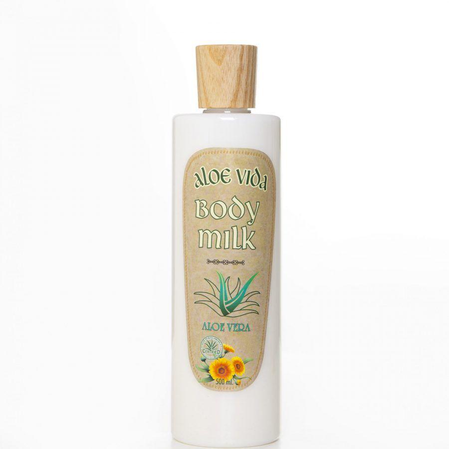 Body Milk de Aloe Vera