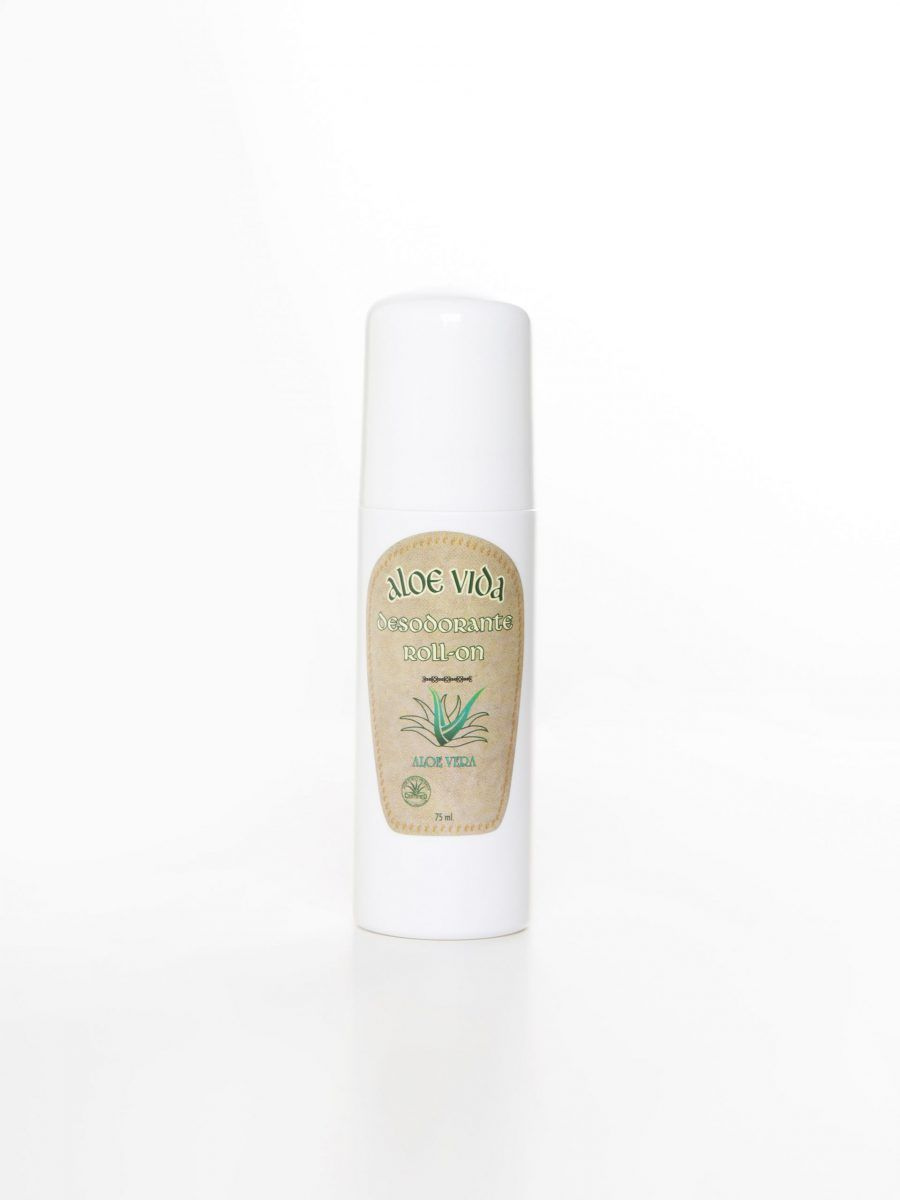 Desodorante de Aloe Vera Roll On