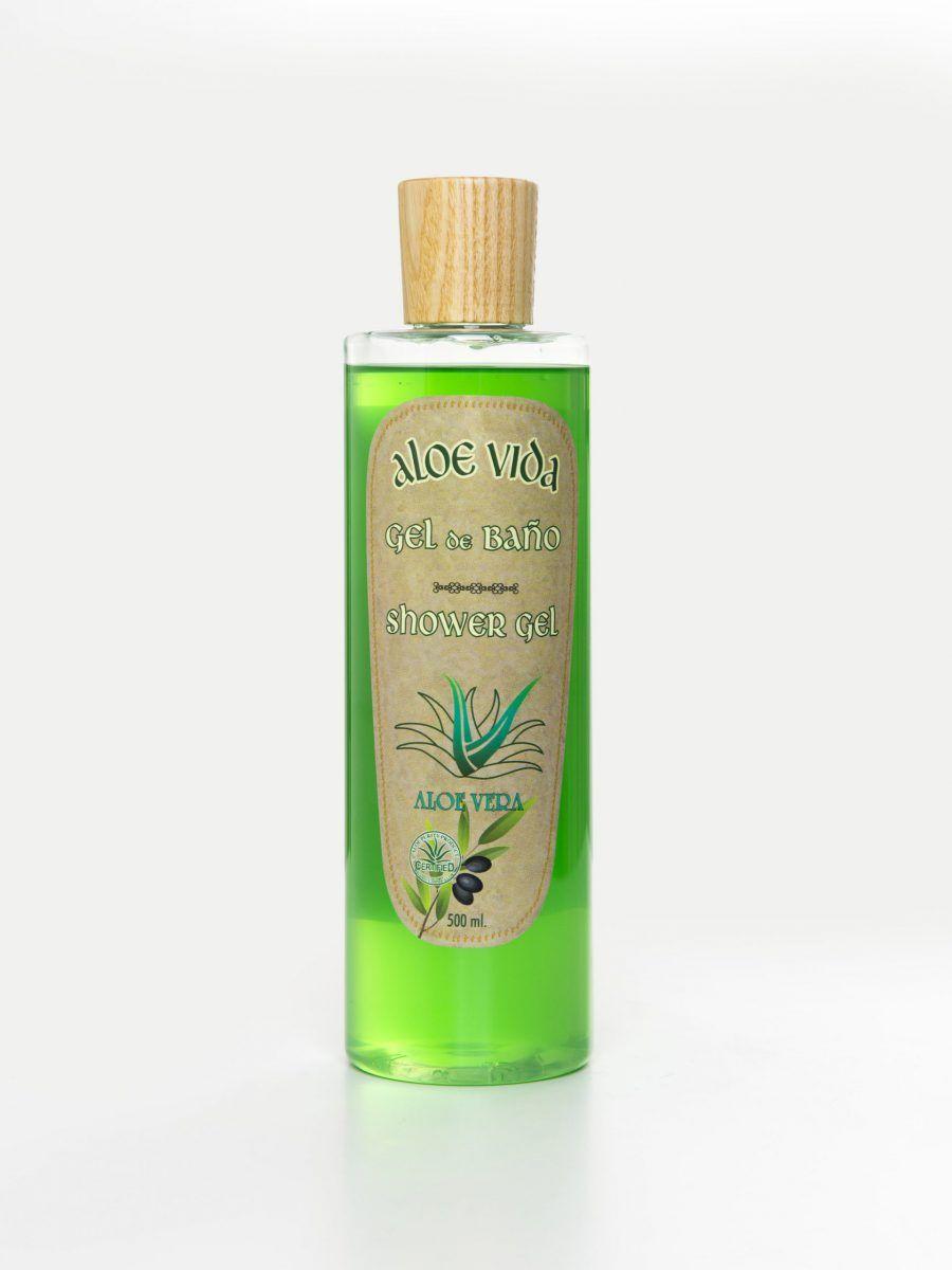Gel de baño de Aloe Vera