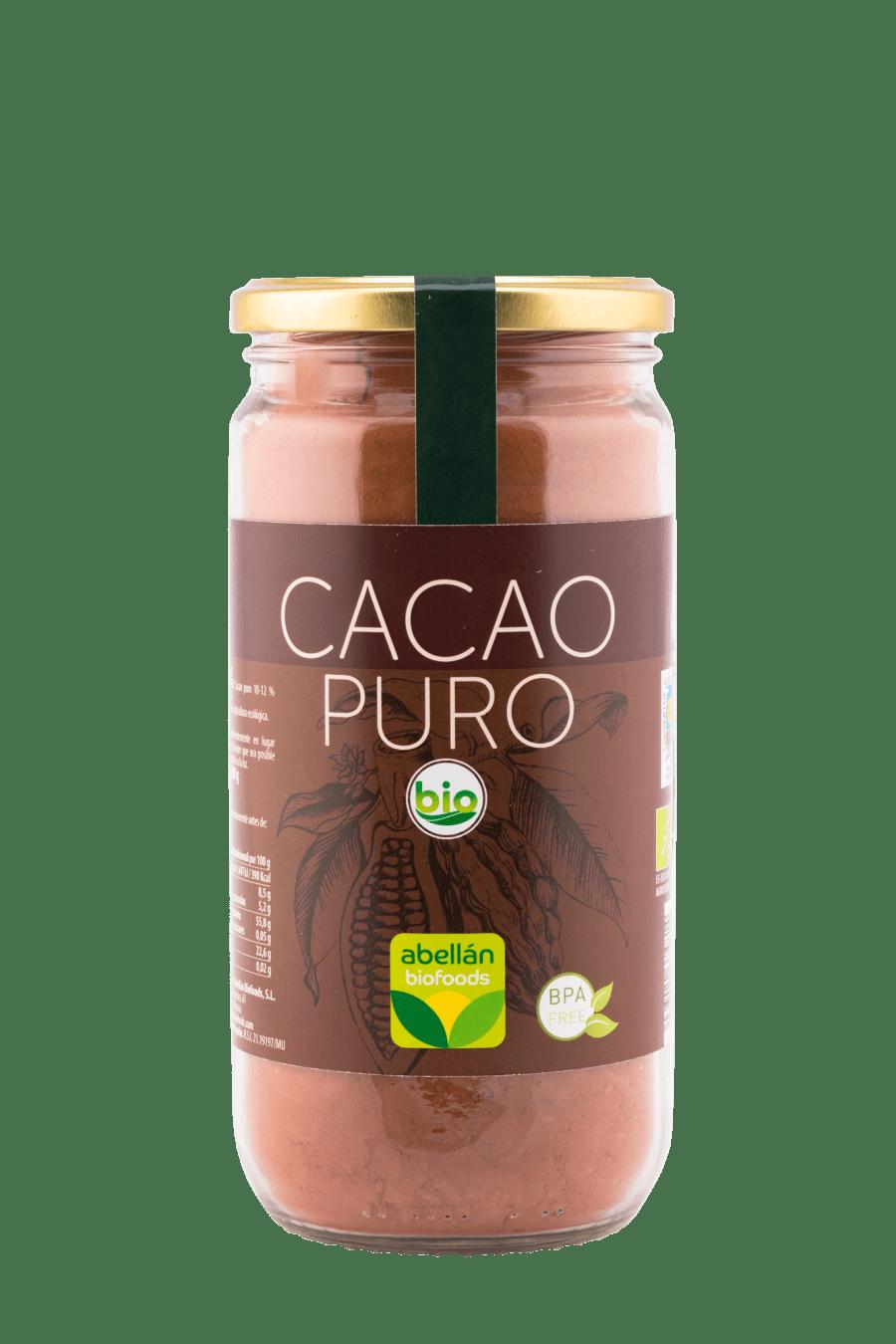 Cacao puro